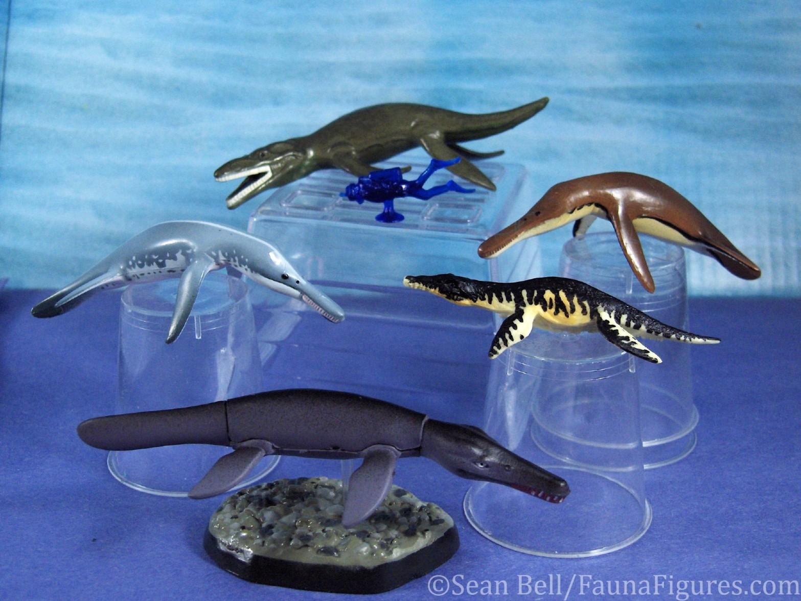 Vault tales 25 – Clades – Pliosaurs – Fauna Figures Blog