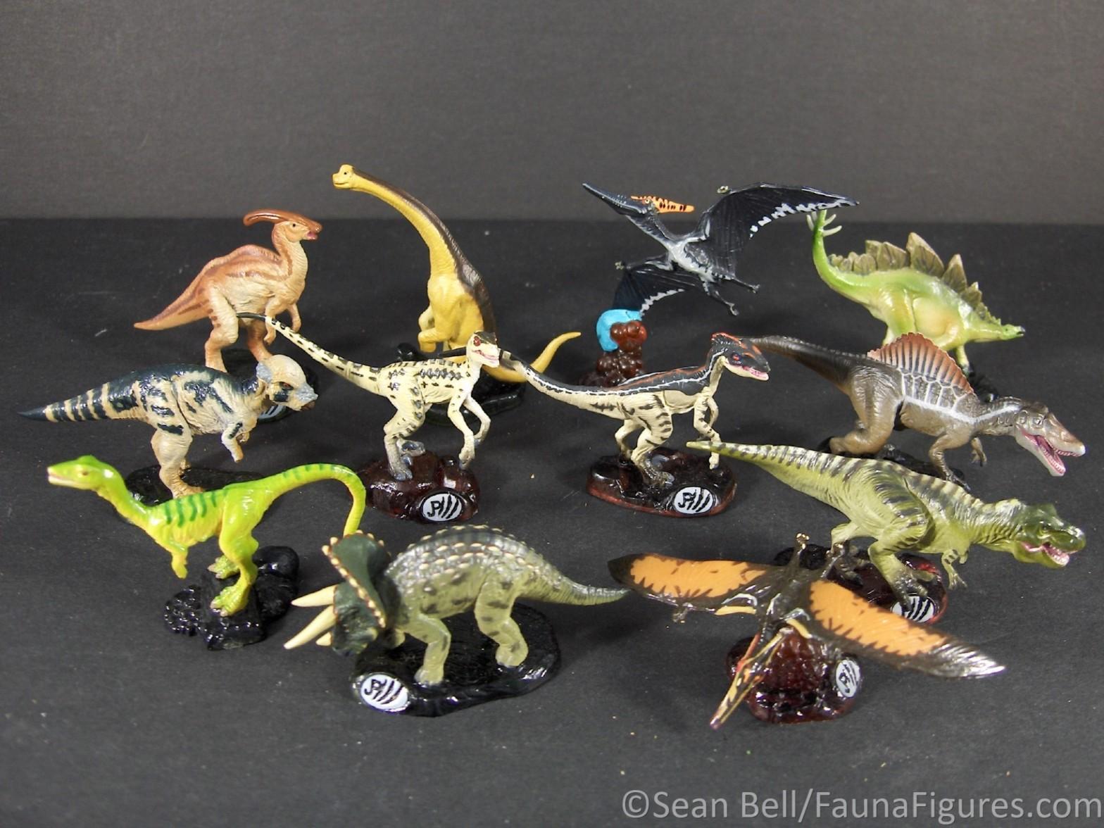 Kaiyodo Japan Exclusive Jurassic Park Brachiosaurus PVC Dinosaur Figure