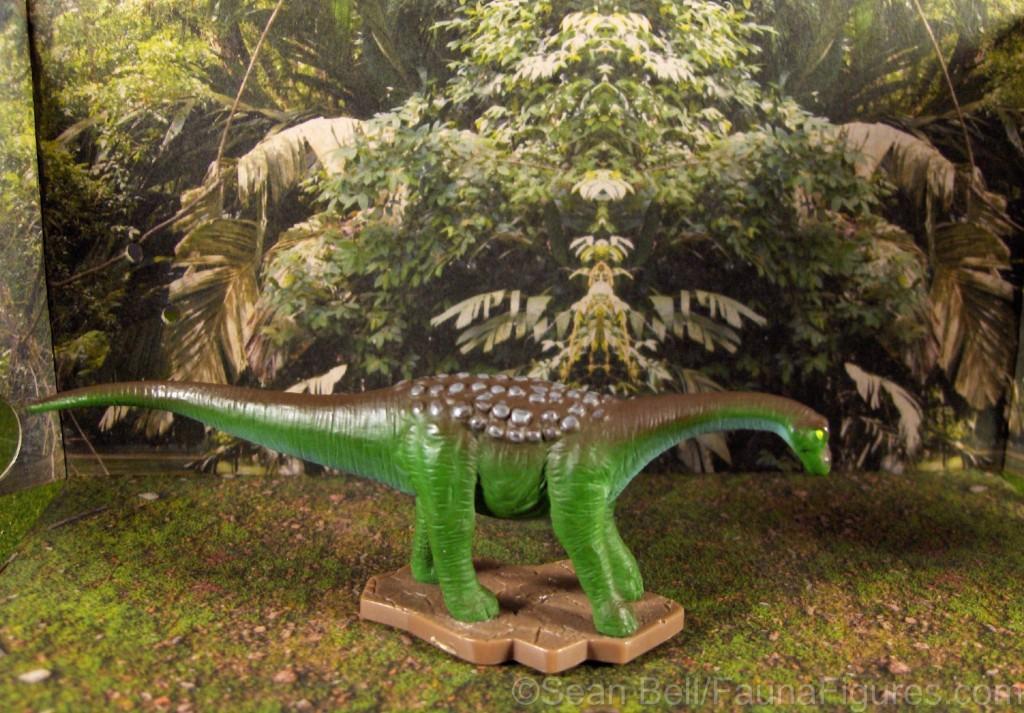 Saltasaurus Miniatureplanet Figure; Dinosaur